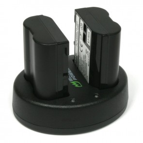 Kit de 2 Baterias para Nikon EN-EL15 Wasabi