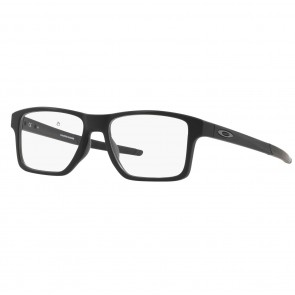 Armazon Optico Oakley Chamfer Squared Negro Satin
