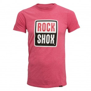Polera Rock Shox Full Pill Rojo s