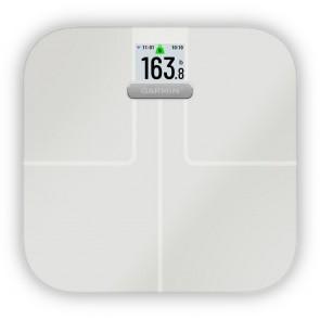Pesa inteligente Garmin Index S2 Blanco