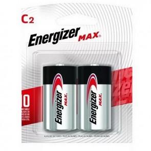 Pilas Energizer Max C2