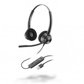 Audifono Binaural para Servicio al Cliente Plantronics EncorePro 320 USB-A