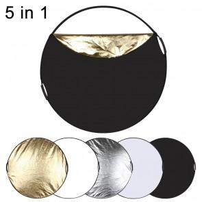 Reflector de 80 cm 5 en 1 Puluz