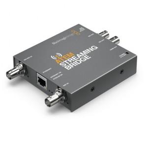 Puente de transmisión ATEM de Blackmagic Design para conmutadores de transmisión ATEM Mini Pro