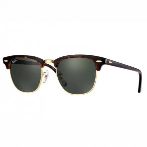 Ray-Ban ClubMaster Mock Tortoise Artista