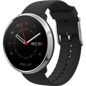 Reloj Fitness con GPS Polar Ignite Negro Silver M/L