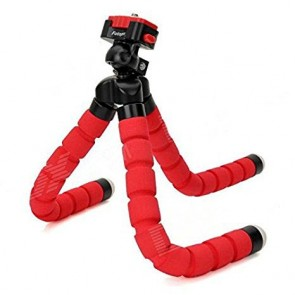Tripode Flexible Fotopro Rojo