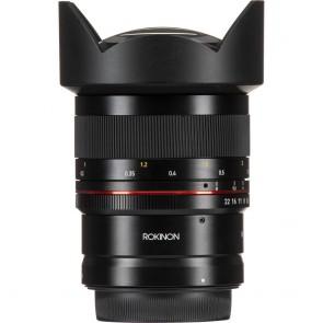 Lente Rokinon 14mm f / 2.8 para Canon RF