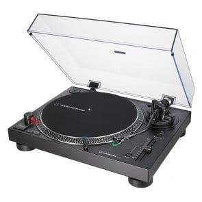 Tornamesa Audiotechnica AT-LP120XUSB SV Negro