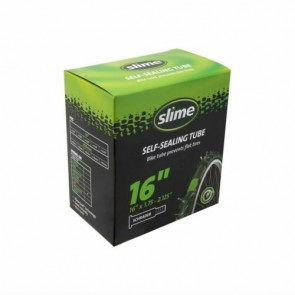 Camara con liquido aro 16 Schrader, Slime A/V