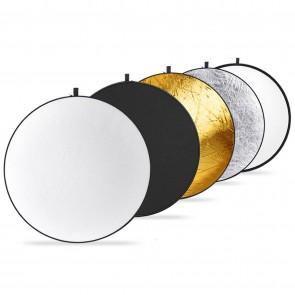 Reflector 5 en 1 de 40cm con bolso - Neewer