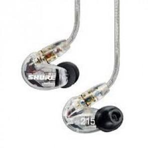Audifono Shure Con Aislaminento de Sonido SE215