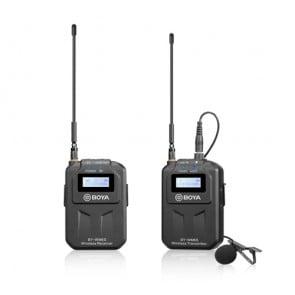 Sistema de micrófono inalámbrico UHF Boya BY-WM6S