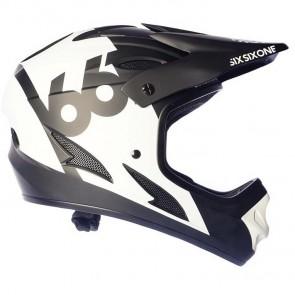 Casco de Bicicleta SixSixOne Comp Rental Blanco