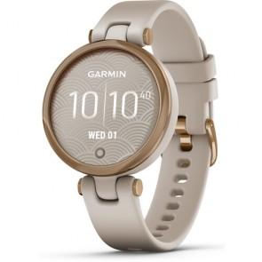 Smartwatch Garmin Lily Sport RoseGold LightSand