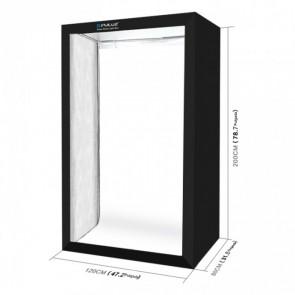 Studio Box Puluz 200cm Con luz 240W / 5500K