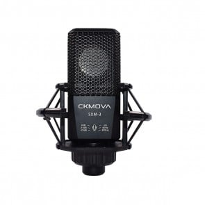 Microfono Condensador SXM-3 CKMOVA