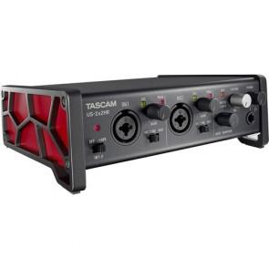 Tascam US-2x2HR Desktop 2x2 USB Type-C Interfaz de audio MIDI