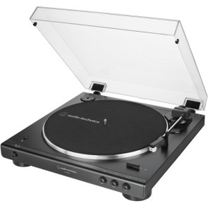 Tocadiscos Estereo Audio-Technica Consumer AT-LP60XBT con Bluetooth