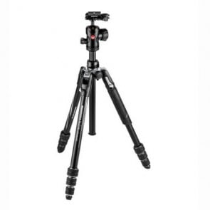 Trípode Manfrotto BeFree Advanced con Cabezal MH494-BH - Twist Locks