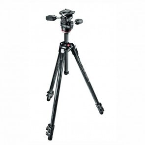 Tripode Manfrotto 290 Xtra Kit con rótula 3Way
