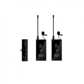 Sistema de Microfonos Inalambrico IOS  UM100 Kit6 CKMOVA
