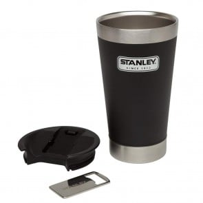 Vaso Pint Stanley Classic 473 ML Matte Black