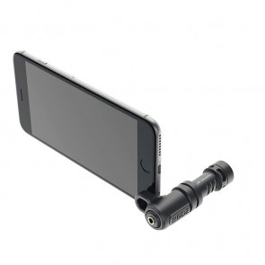 Microfono para iPhone y iPad Rode 2