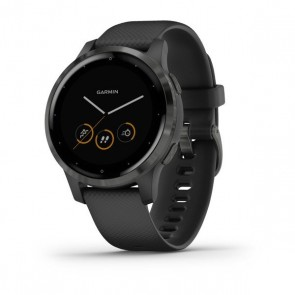 Reloj Garmin vívoactive 4s Black/ Slate