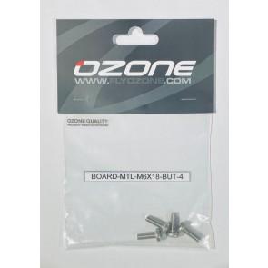 Tornillos Ozone Para Pads 4pc