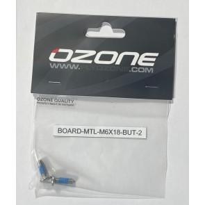 Tornillos Ozone Para Quilla 2 pcs