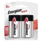 Pila Energizer Max D2