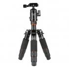 Trípode Profesional Portátil de Fibra de Farbono X-GO Mini FotoPro