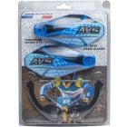 Kit Protector de Puño AVS con Soporte Aluminio Azul