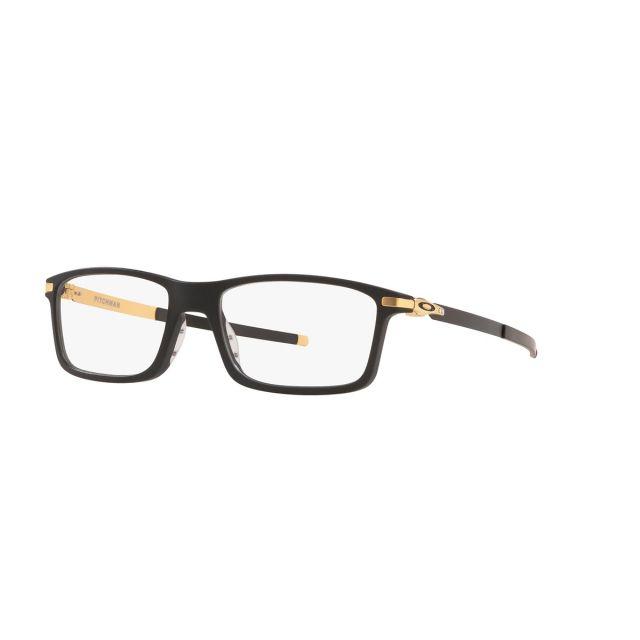 Lentes Opticos Oakley Pitchman Negros