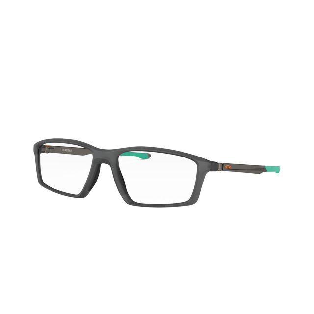 Lentes Opticos Oakley Chamber Gris