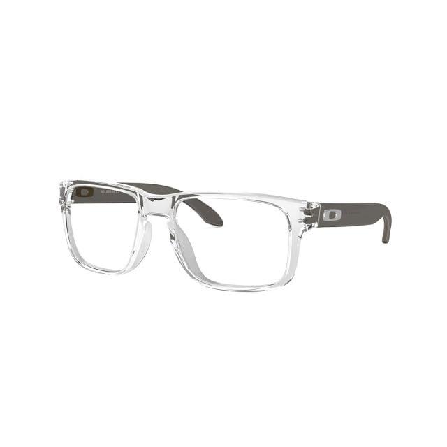 Lentes Opticos Oakley Holbrook RX Polished Clear