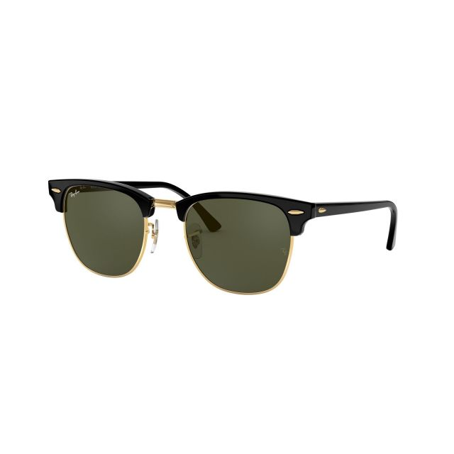 Lentes Ray-Ban ClubMaster RB3016 Negro