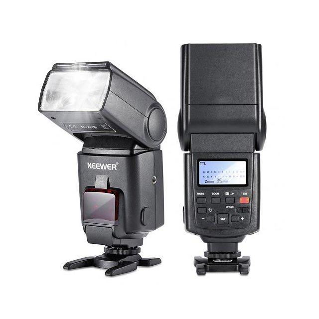 Flash Neewer NW680 para Camaras Canon 1