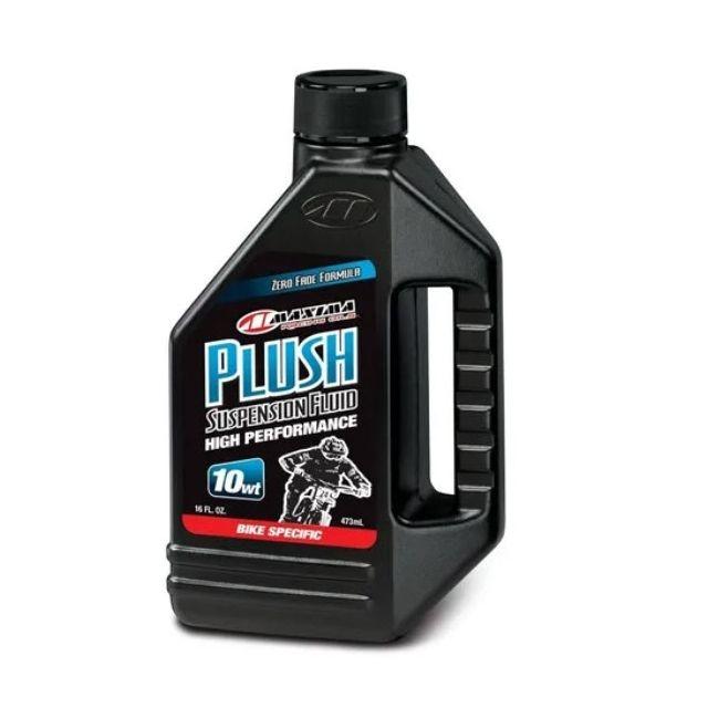 Aceite Suspensión Maxima Plushfluid 10wt 473ml