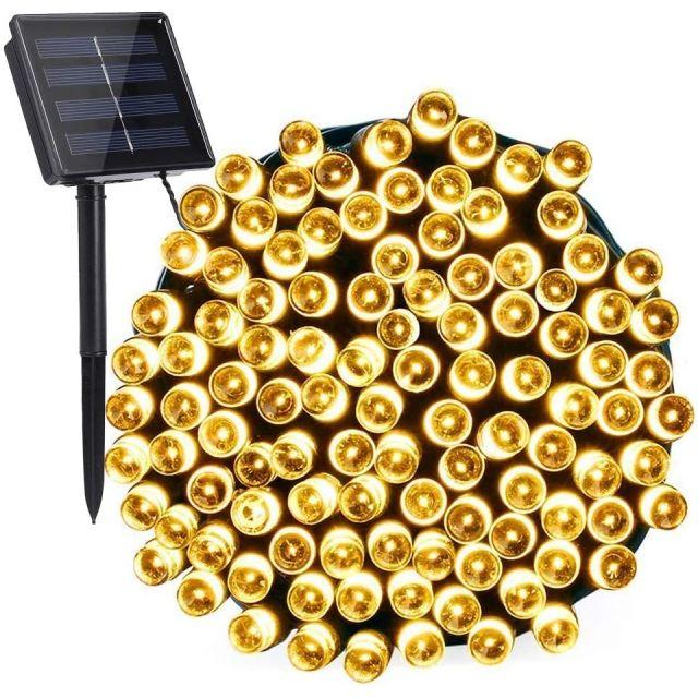 Guirnalda Solar 200 LED Ebest