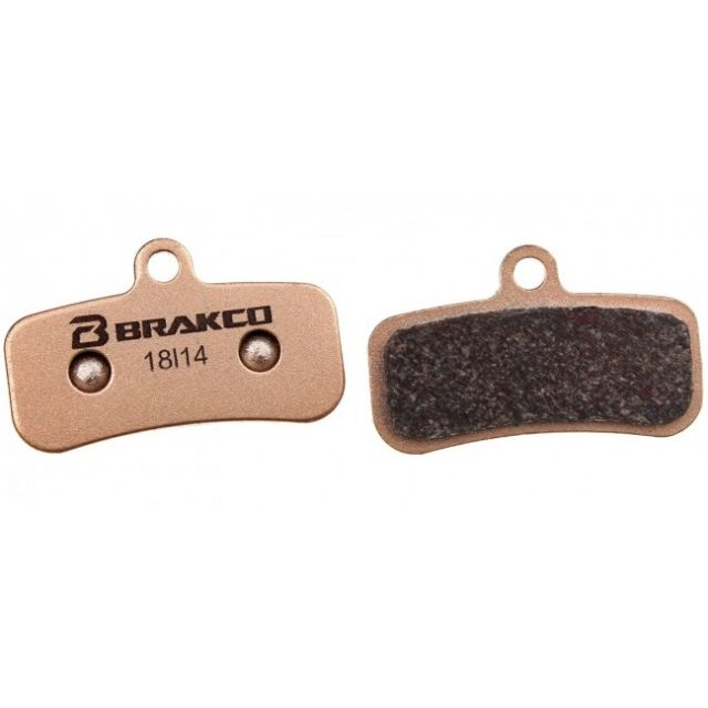 Pastillas de Freno Shimano Saint Brakco Sintered