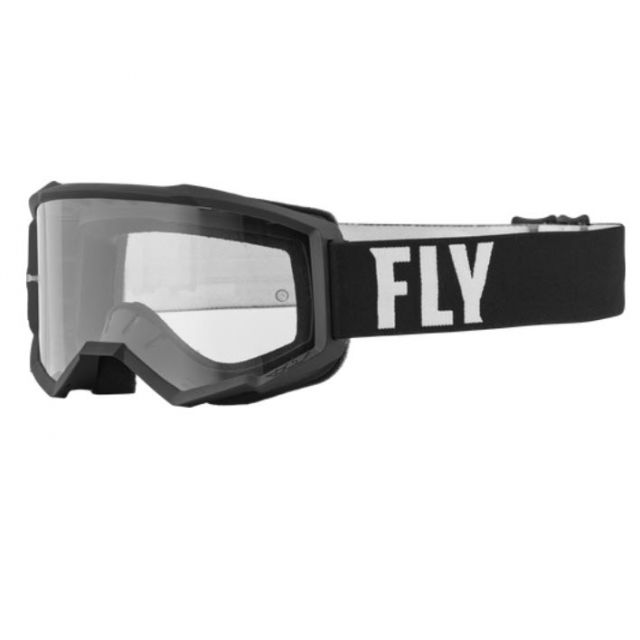 Antiparra FLY Focus Fly Racing Clear Lens