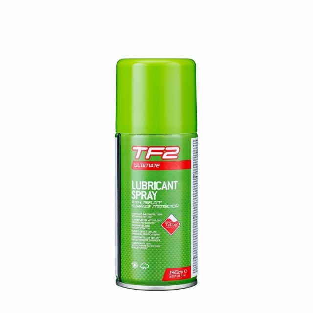 Aceite Lubricante TF2 Aerosol Weldtite Teflon 150ml