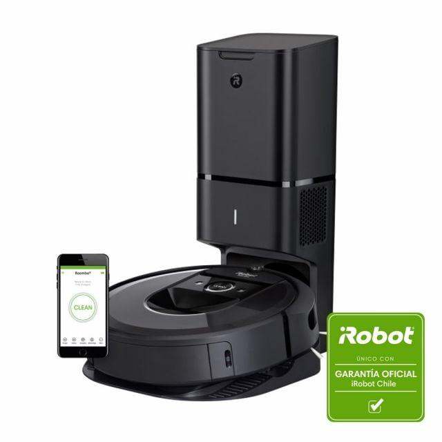 Aspiradora Robot Roomba i7+ Irobot