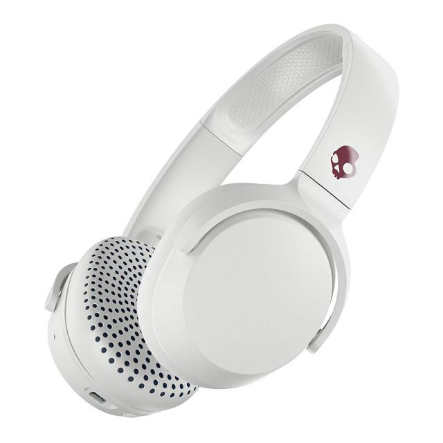 Audifono On-Ear Riif Skullcandy Blanco