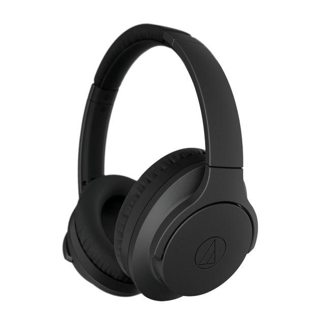 Audifonos Inalámbricos con Cancelacion RuidoAudio-Technica  QuietPoin