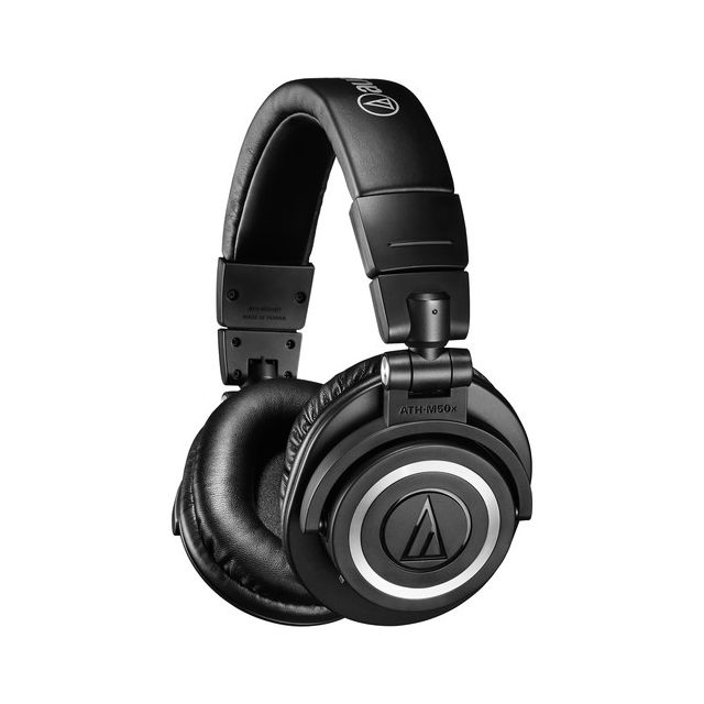 Audifonos Over-Ear Audio-Technica  ATH-M50xBT Wireless
