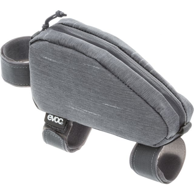 Bolso evoc top tube pack carbon grey