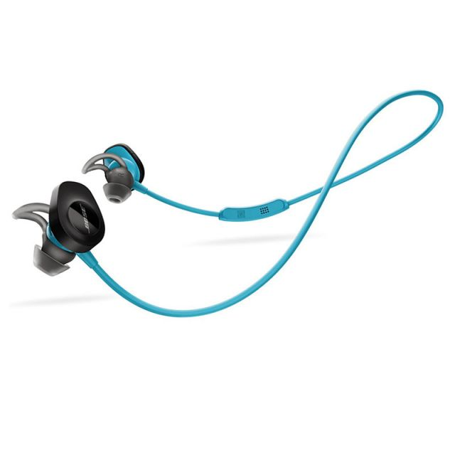 Audifonos Wireless SoundSport Azul Bose